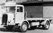 A 1940s Thornycroft Trusty