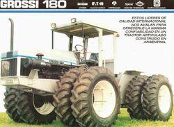 Grossi 180 4WD brochure