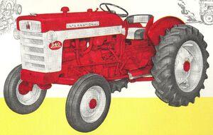International 340 1958