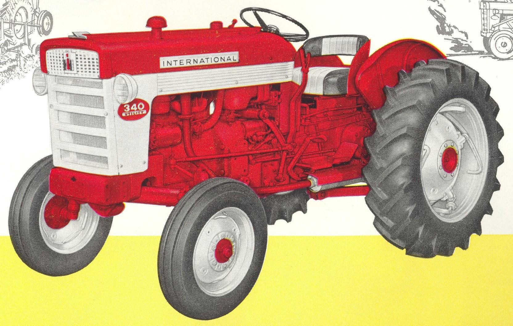 B250 Tractor Manual Farmall 340 Wiring Schematic International