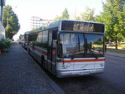 Jyväskylän Liikenne Volvo B10L