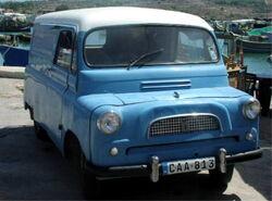 MHV Bedford Van 01