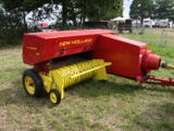 New Holland 276 baler