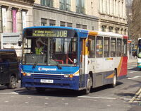 Stagecoach B10M Alexander PS 20901