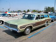 1968 Ford LTD Country Squire