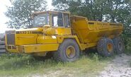 A 1980s Aveling Barford RXD28 Diesel ADT 6X6