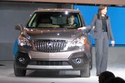 Buick Encore at NAIAS 2012