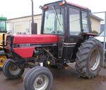 Case IH 585 row crop 1987