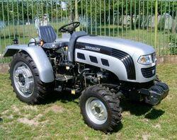 Europard 254 MFWD (silver) - 2007