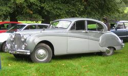 Jaguar Mark VIII in Hertfordshire