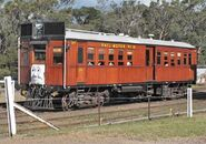 Rail Motor Thirlmere
