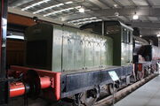 Ruston Hornsby loco at Shildon NRM - IMG 1047