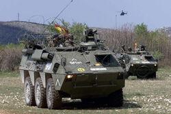 Spanish Army BMR-600 DF-SD-04-06607