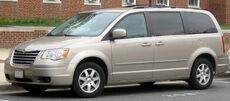 2008-2010 Chrysler Town & Country -- 03-18-2011.jpg