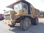 A 1985 Heathfield H33 TD Dumptruck