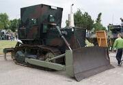 Blindirani buldozer