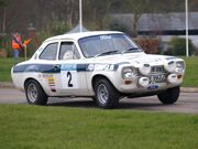 Ford Escort RS1600 - Race Retro 2008 03