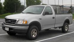 Ford F-150 XL regular cab