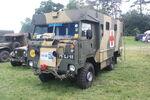 Land Rover 101 FC Ambulance reg SKM 141W at Lister Tyndale 09 - IMG 4744
