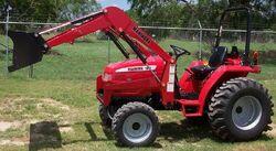 Mahindra 2816 Gear MFWD-2008