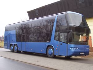 Neoplan Doppelstockbus Viernheim 100 3625