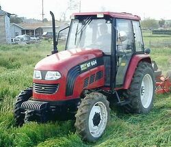 NorTrac NT 604 MFWD - 2006