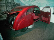 Porsche Typ12 Model Nuremberg