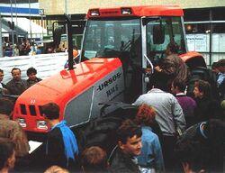 Ursus 1414S MFWD (prototype)-1993