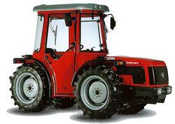 A.Carraro 8400 SRX MFWD - 2001