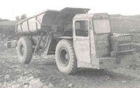 A 1960s Northfield F9 ADT Diesel