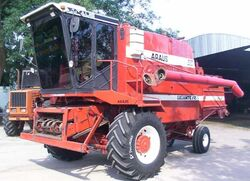 Araus 530 Gigante-2 combine