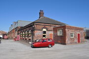 Barrow Hill Roundhouse - geograph.org.uk - 2314589