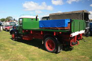 Bedford WT reg 8361 (rear) IMG 8925