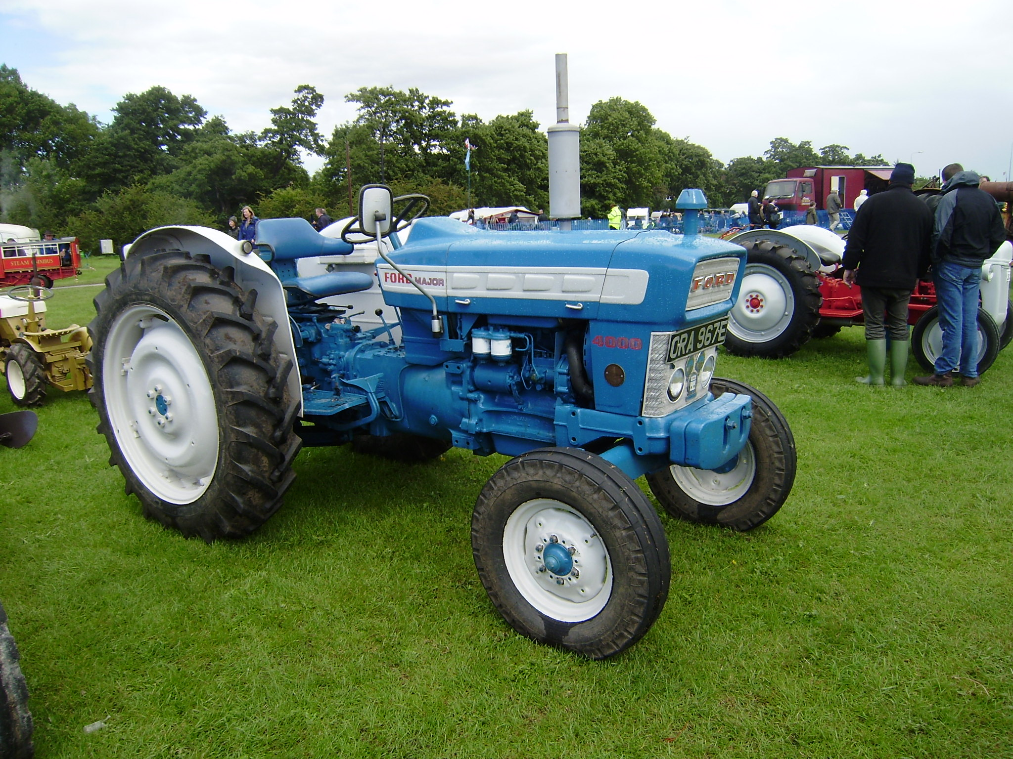 Ford Tractors Tractor Construction Plant Wiki Fandom Powered 8n Cooling System By Wikia