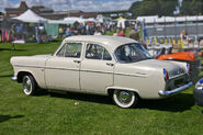 Ford Consul 204E 1956 side