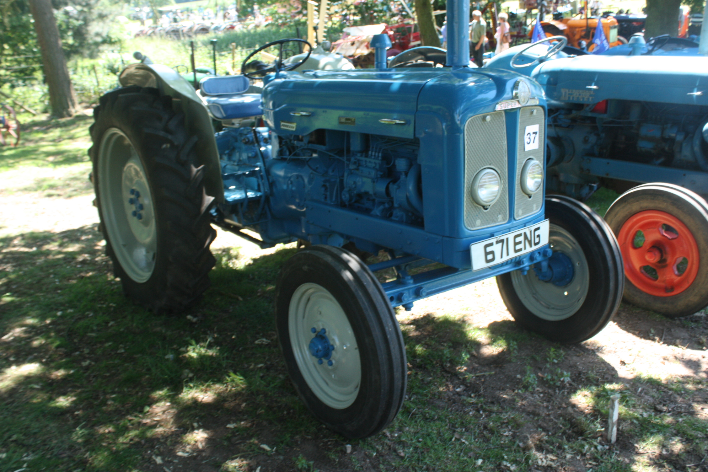 Fordson E1a Major Tractor Construction Plant Wiki Fandom Farmall 504 Wiring Harness Powered By Wikia
