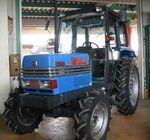 Iseki T625 MFWD