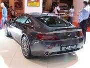 Prodrive V8 Vantage Rear