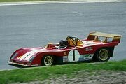 1973-05-27 Jacky Ickx, Ferrari 312P