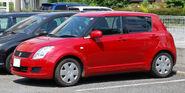 2007 Suzuki Swift 01