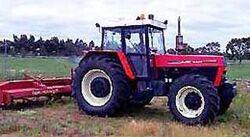 Agtor 12245 MFWD