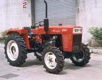 Benye 254C MFWD (red) - 2004