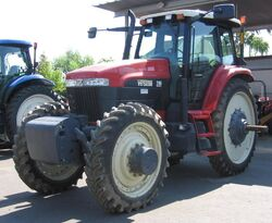 Buhler Versatile 2160 Genesis II MFWD - 2008