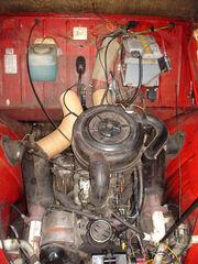 Citroën 2cv engine