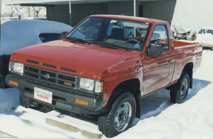 Nissan Hard Truck | Tractor & Construction Plant Wiki | FANDOM ...