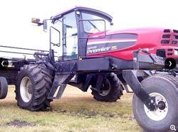Premier M150 swather (MacDon) - 2009 2