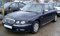 Rover 75 front 20080315