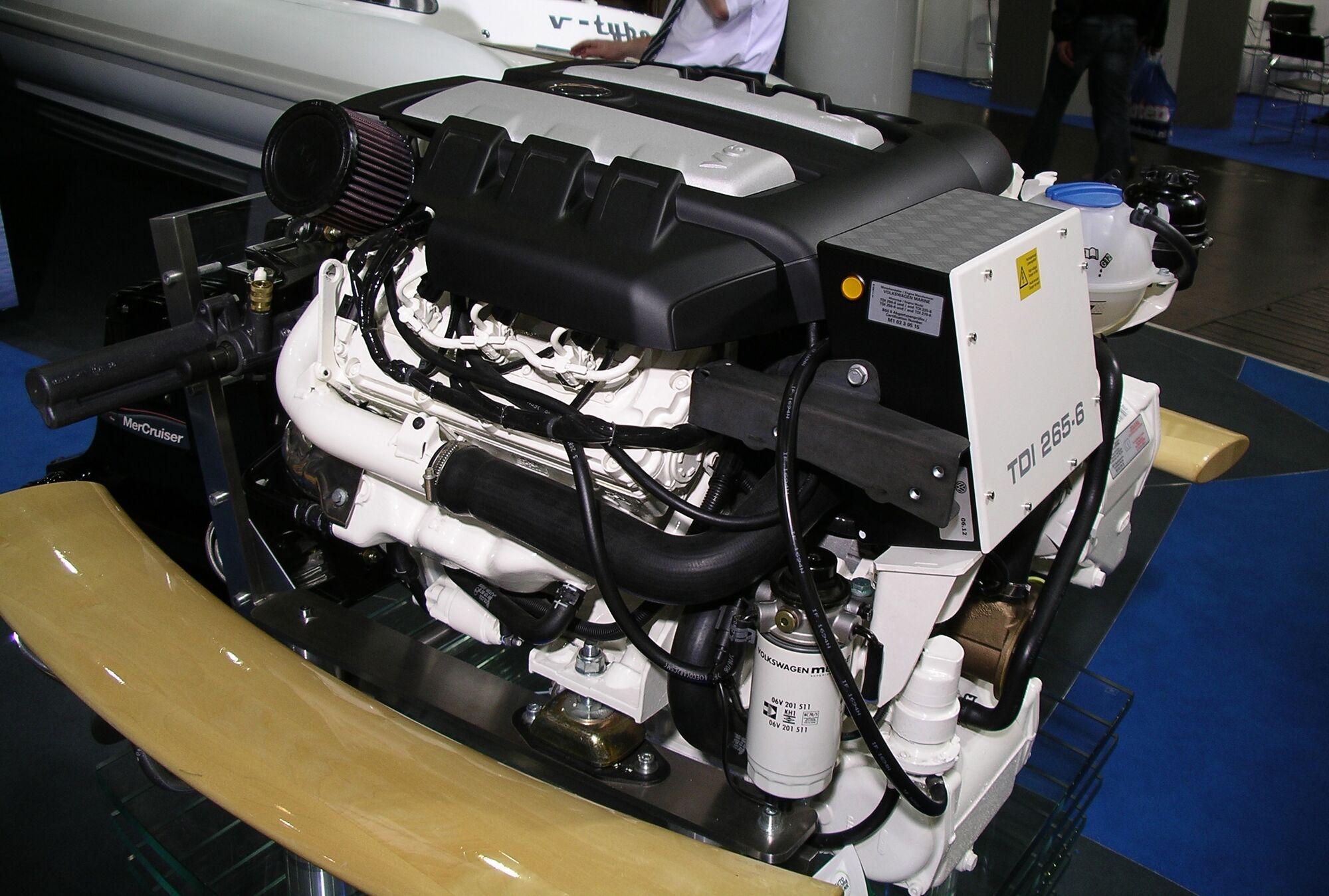 List of Volkswagen Group sel engines