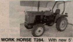 WorkHorse T284 MFWD b&w - 2001