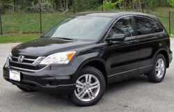 2010 Honda CR-V EX-L -- 04-24-2010